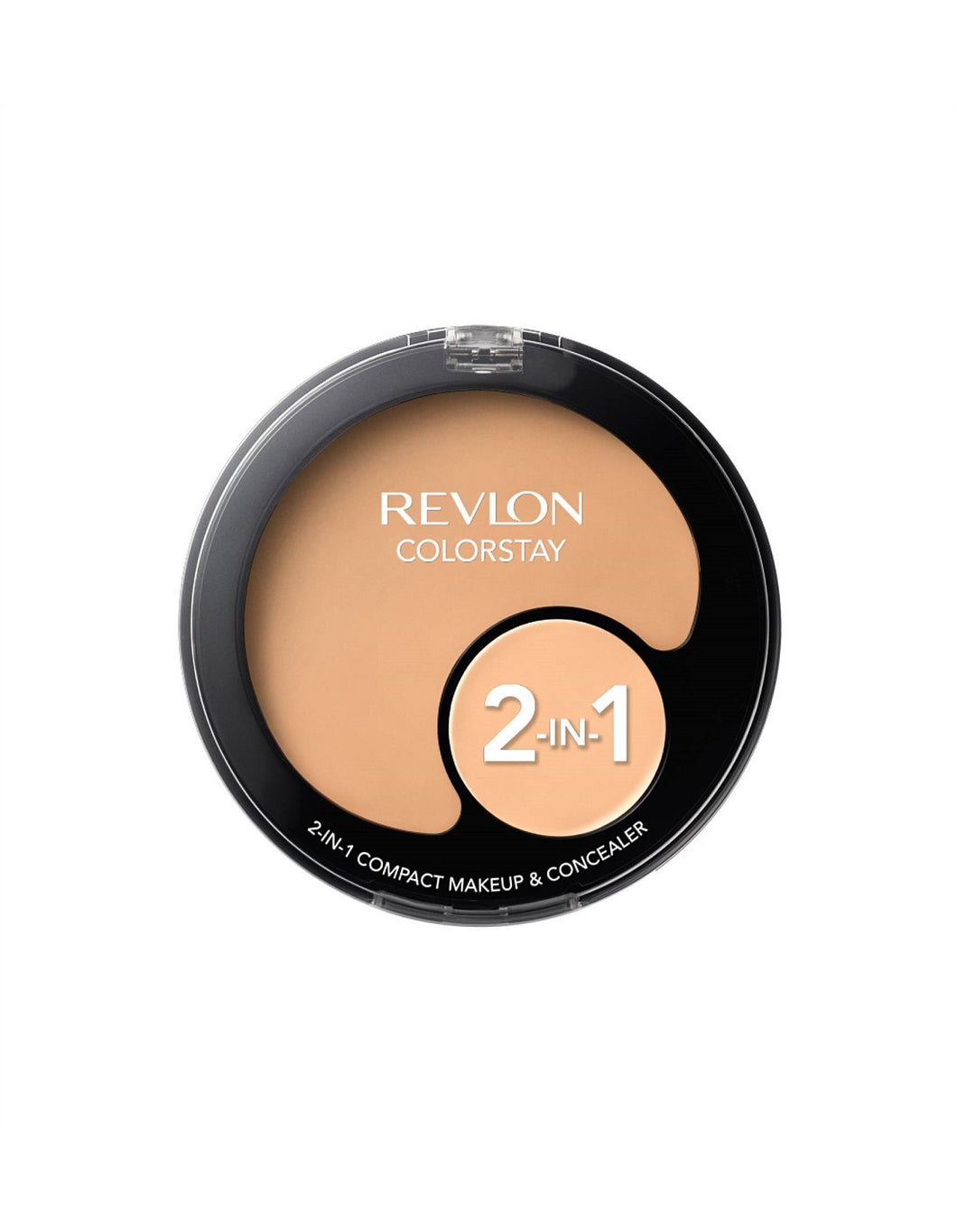 Revlon Colorstay 2-in-1 Compact Makeup and Concealer Nude 200