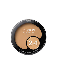Revlon Colorstay 2-in-1 Compact Makeup and Concealer Sand Beige 180