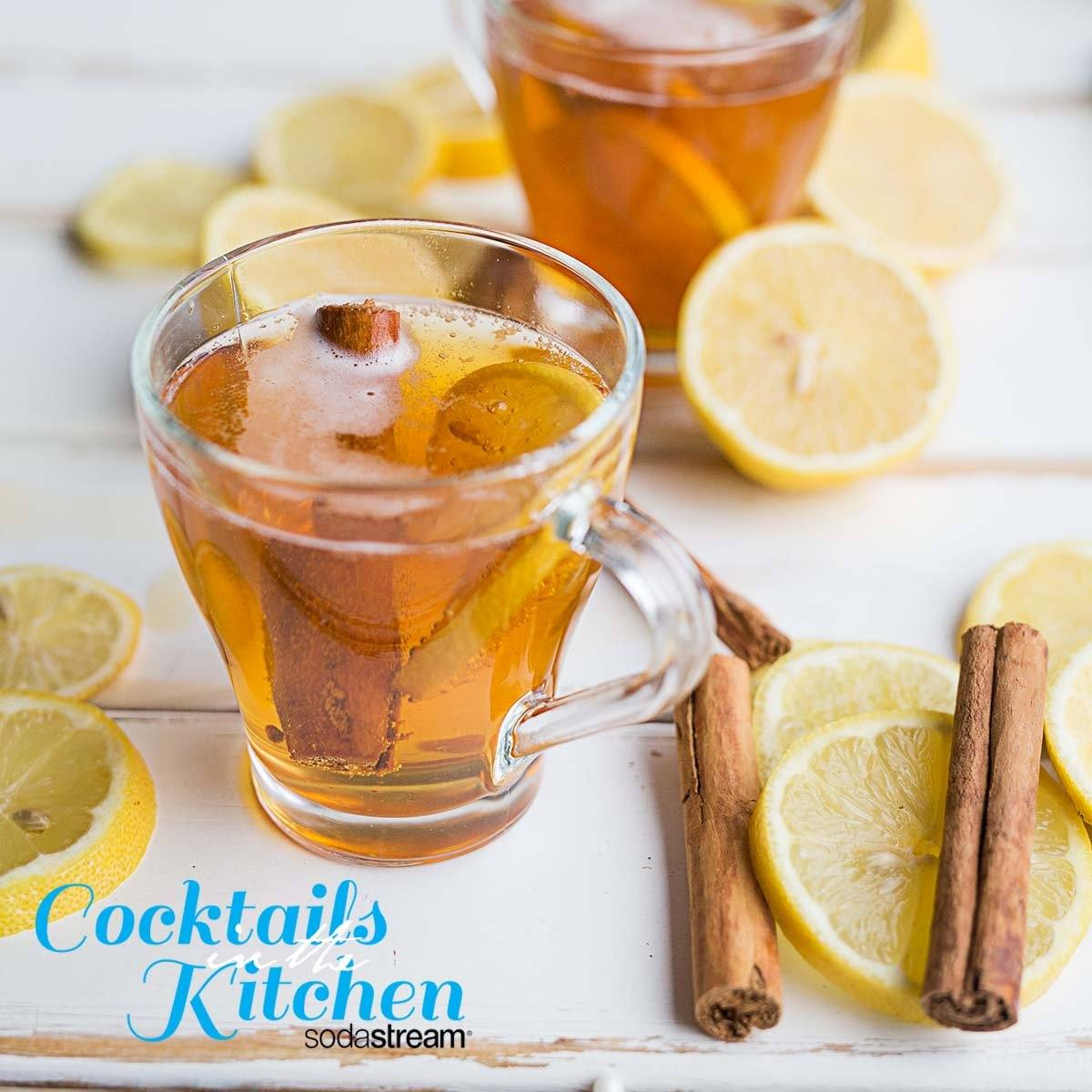 Chilled Hot Toddy