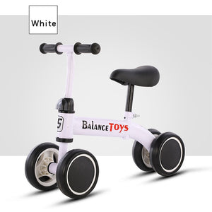 NEW ARRIVAL!!  Children's Outdoor Sports Four Wheels Balance Bike Scooter for 1-6 Years Old Kids Toy