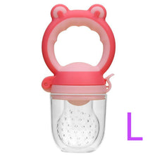 Load image into Gallery viewer, Baby Fresh Food & Fruits Safety Food Grade Feeding Supplies Pacifier