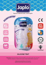 Load image into Gallery viewer, Japlo KOMFORTER - Silicone Nipple