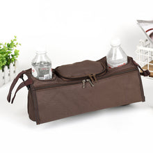 Load image into Gallery viewer, Baby Stroller Organizer Outdoor Accessories Nappy & Milk Bottle Holder Hanging Bag