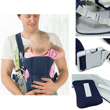 Load image into Gallery viewer, Multifunctional Breathable Front Facing Baby Carrier Comfortable Sling Backpack Pouch Wrap Baby Kangaroo Adjustable Safety Carrier