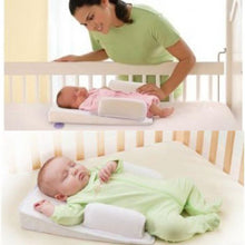 Load image into Gallery viewer, MOMMUUM SPECIAL!! - Newborn Baby Safe Anti Roll Head Back Waist Support Positioner Sleeping Mat