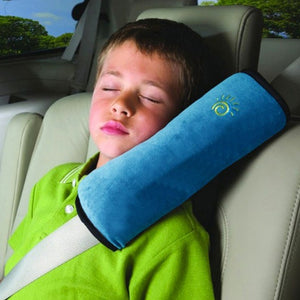 Baby / Kid Car Pillows Auto Safety Seat Belt Shoulder Cushion Pad Harness Protection Support Pillow