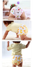 Load image into Gallery viewer, 2pcs/set - Super Value 2 In 1 Twin Pack Reusable Washable Baby Cotton Diapers Training Pants
