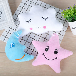 Cute Baby Room Bed Decoration Neck Protection Cushion Sleep Pillows