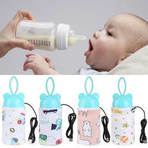 Baby Milk Bottle Thermostat Non Toxic Safety Low Voltage Feeding Bottle Warmer