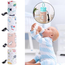 Load image into Gallery viewer, Baby Milk Bottle Thermostat Non Toxic Safety Low Voltage Feeding Bottle Warmer