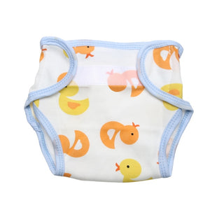 Reusable Washable Baby Cloth Diapers Toilet Training Panties