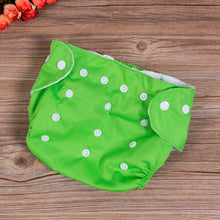 Load image into Gallery viewer, HOT ITEM!! - Reusable Washable Baby Cloth Diapers With Adjustable Soft Clip Covers