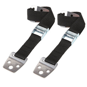 2pcs/set Baby & Kids Safety Lock Protection Anti-Tip Straps For Flat TV And Cabinet Wall Strap