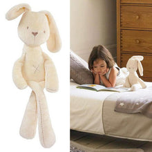 Load image into Gallery viewer, Cute Bunny Baby Soft Plush Mini Stuffed Smooth Obedient Rabbit Doll