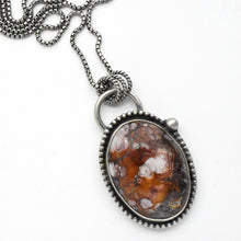Load image into Gallery viewer, Wild Horse Magnesite Horseshoe Pendant Necklace
