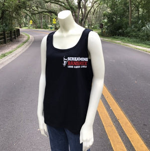 Women's Tank Tops - Screaming Banshee Horns