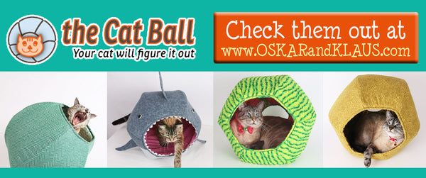 Cat Balls: Check them out!