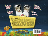 Oskar & Klaus: The Mission to Cataria BOOK