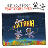PAWtographed! Oskar & Klaus: The Mission to Cataria