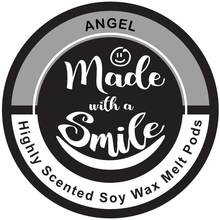 Load image into Gallery viewer, Angel Perfume inspired Soy Wax Melt Pod | MadeWithaSmile | UK