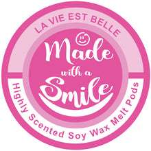 Load image into Gallery viewer, La Vie est Belle Soy Wax Melt Pod | MadeWithaSmile | UK