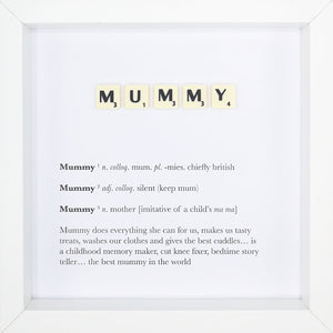 Mummy - Definition - MadeWithaSmile