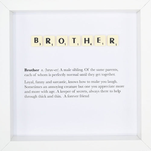 Brother - Definition - MadeWithaSmile