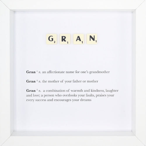 Gran - Definition - MadeWithaSmile