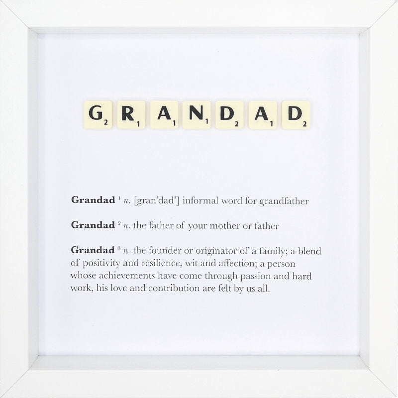 Grandad - Definition - MadeWithaSmile
