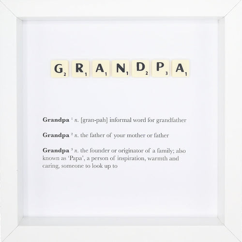 Grandpa - Definition - MadeWithaSmile