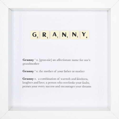 Granny - Definition - MadeWithaSmile