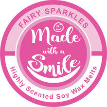 Load image into Gallery viewer, Fairy Sparkles Soy Wax Melt Pod - MadeWithaSmile