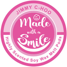 Load image into Gallery viewer, Jimmy C-Hoo Soy Wax Melt Pod - MadeWithaSmile