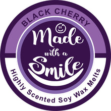 Load image into Gallery viewer, Black Cherry Soy Wax Melt Pod - MadeWithaSmile