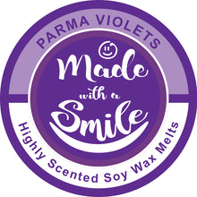 Load image into Gallery viewer, Parma Violets Soy Wax Melt Pod - MadeWithaSmile
