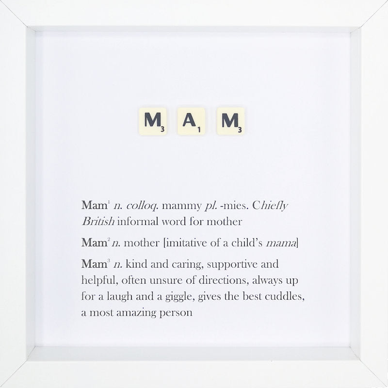 Mam - Definition - MadeWithaSmile