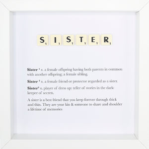 Sister - Definition - MadeWithaSmile
