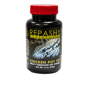 Repashy Superfoods Chicken Pot Pie, 85g - Littlehampton Exotics