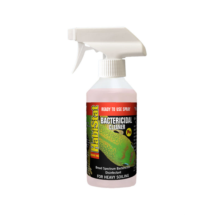 HabiStat Bactericidal Cleaner, Power Plus, RTU Spray - Littlehampton Exotics