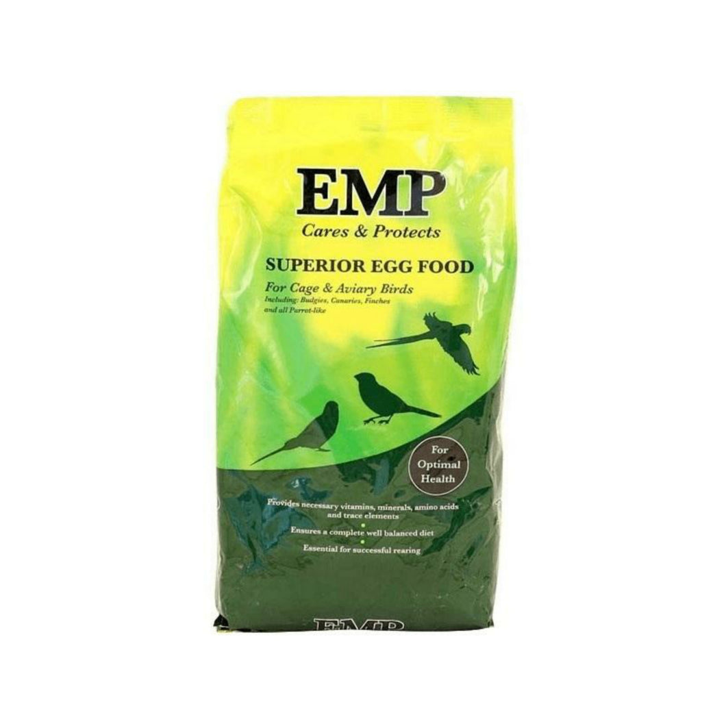 EMP Superior Egg Food. - Littlehampton Exotics