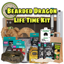 Load image into Gallery viewer, Bearded Dragon Life Time Kit - Littlehampton Exotics