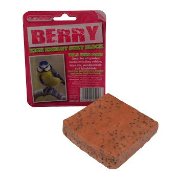 Suet to Go Berry Suet Block