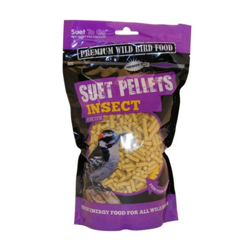 Suet to Go insect Pellets