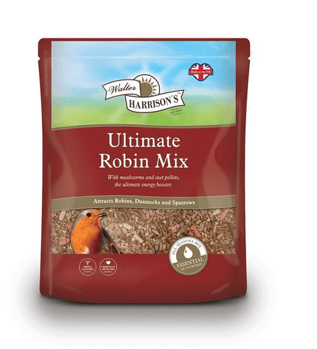 Walter Harrisons Ultimate Robin Mix 2kg - Littlehampton Exotics
