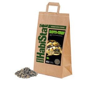 HabiStat Repti-Turf Substrate (Pelleted Straw) - Littlehampton Exotics