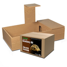 Load image into Gallery viewer, HabiStat Tortoise Table Kit in Oak - Littlehampton Exotics