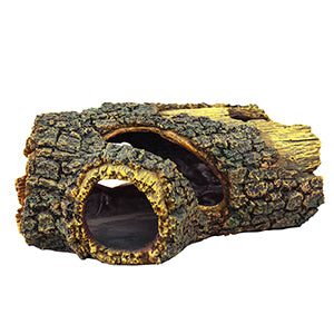 Lucky Reptile Wooden Cave  Medium