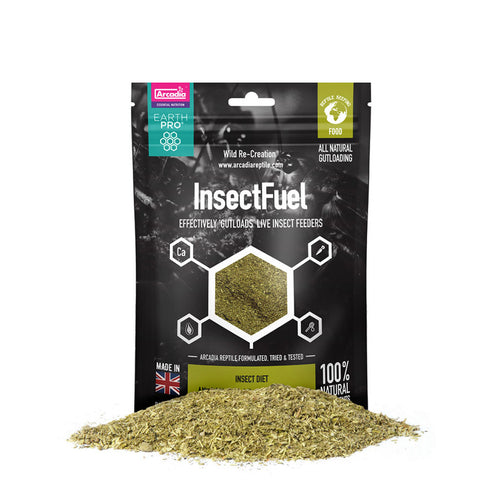 Arcadia Earth Pro Insect Fuel - Littlehampton Exotics