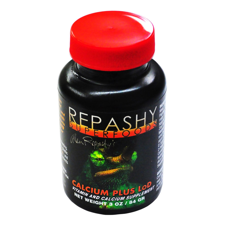 Repashy Superfoods Calcium Plus LoD, 85g - Littlehampton Exotics