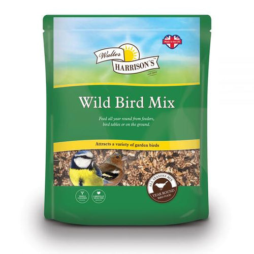Walter Harrisons Wild Bird mix.